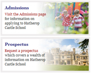 Hatherop Castle School