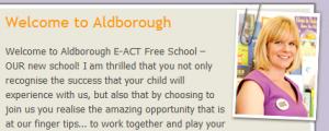 Aldborough E-ACT Free School