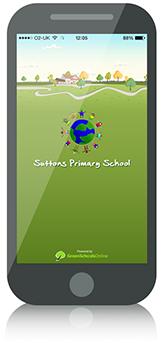 School Mobile Apps Loading Screen