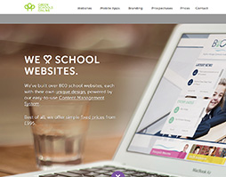 GreenSchoolsOnlineWebsite2015