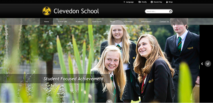 Clevedon Website Design