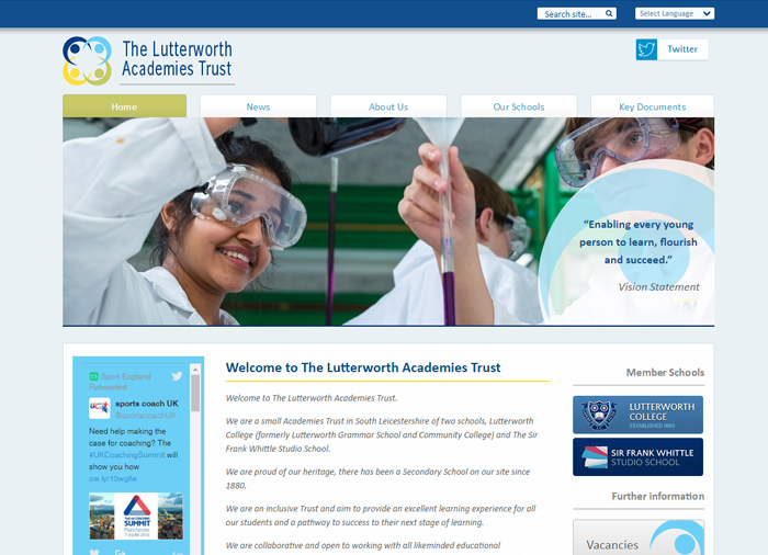 Lutterworth Academy Trust