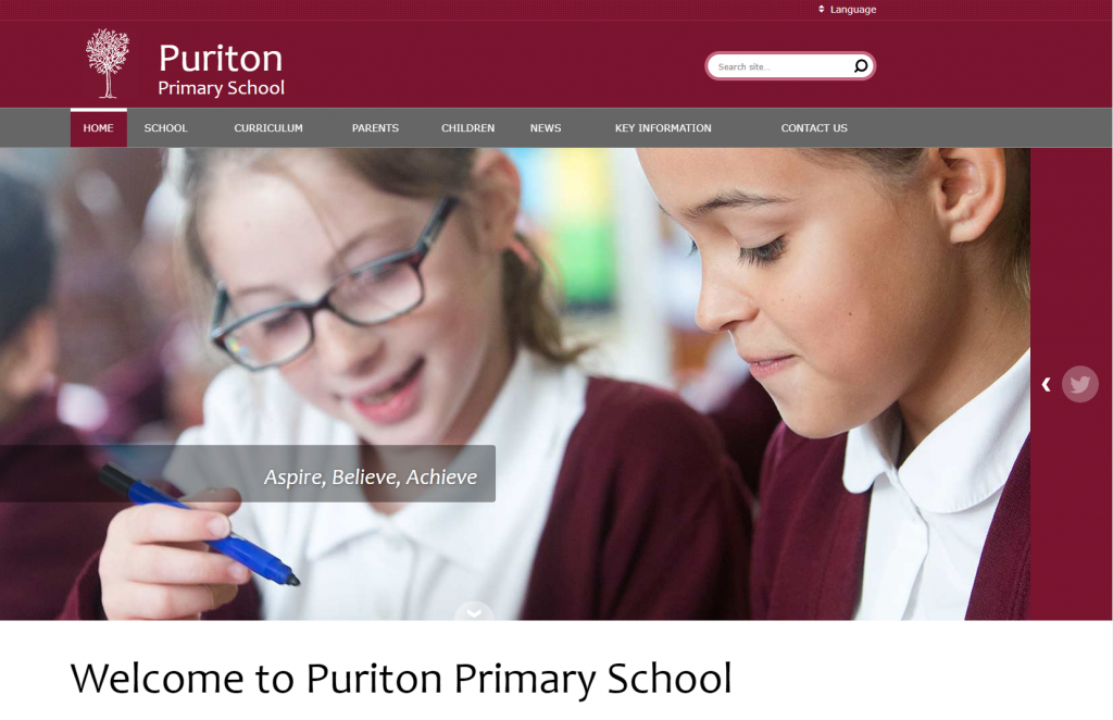 Puriton Primary Website Multi Academy Trust Websites By Greenhouse School Websites